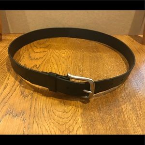 Boys Gap size XL ( 16-18) black casual belt.